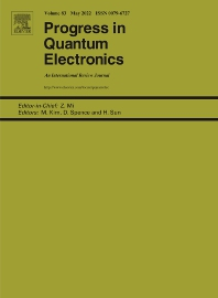 Cover image for Progress in Quantum Electronics