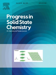Cover image for Progress in Solid State Chemistry