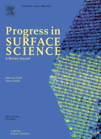 Cover image for Progress in Surface Science