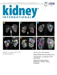 Cover image for Kidney International