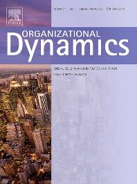 Organizational Dynamics - ISSN 0090-2616