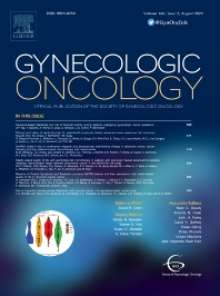 Cover image for Gynecologic Oncology