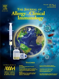 Journal of Allergy and Clinical Immunology - ISSN 0091-6749