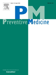 Cover image for Preventive Medicine