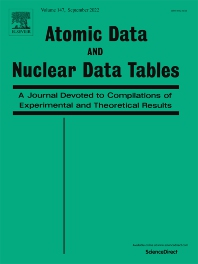 Atomic Data and Nuclear Data Tables - Journal - Elsevier