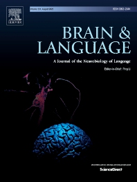 Cover image for Brain and Language