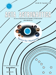 cover of Acta Astronautica