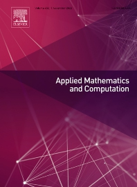 Cover image for Applied Mathematics and Computation