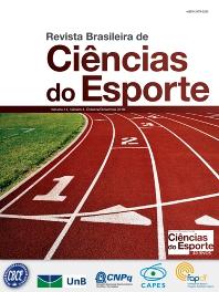 Cover image for Revista Brasileira de Ciências do Esporte
