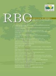 Cover image for Revista Brasileira de Ortopedia