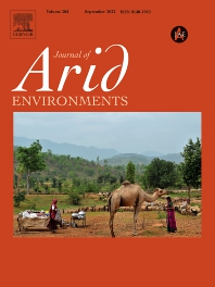 Journal of Arid Environments - ISSN 0140-1963