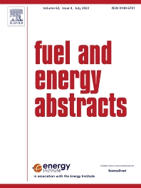 Cover image for Fuel and Energy Abstracts