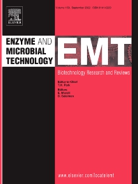 Cover image for Enzyme and Microbial Technology