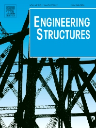 Cover image for Engineering Structures