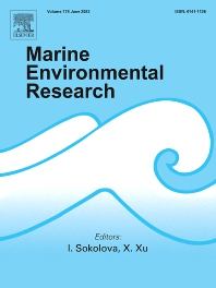 Cover image for Marine Environmental Research