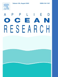 Cover image for Applied Ocean Research