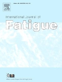 International Journal of Fatigue - ISSN 0142-1123