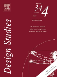 Design Studies - ISSN 0142-694X