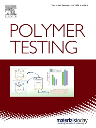 Cover image for Polymer Testing