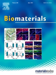Cover image for Biomaterials