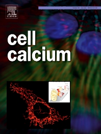Cover image for Cell Calcium