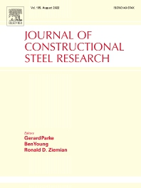 Cover image for Journal of Constructional Steel Research
