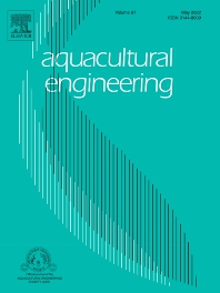 Cover image for Aquacultural Engineering