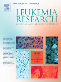 Leukemia Research - ISSN 0145-2126