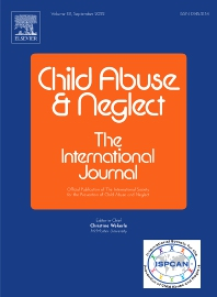 Cover image for Child Abuse & Neglect