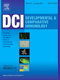 Cover image for Developmental & Comparative Immunology