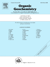 Cover image for Organic Geochemistry