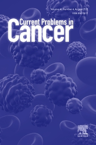 Cover image for Current Problems in Cancer