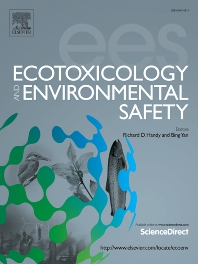 Cover image for Ecotoxicology and Environmental Safety
