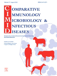 Comparative Immunology, Microbiology & Infectious Diseases - ISSN 0147-9571