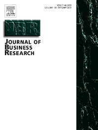 Cover image for Journal of Business Research