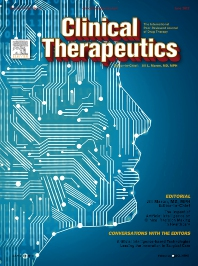 Cover image for Clinical Therapeutics