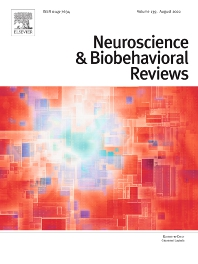 Cover image for Neuroscience & Biobehavioral Reviews