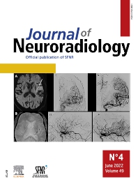 Cover image for Journal of Neuroradiology