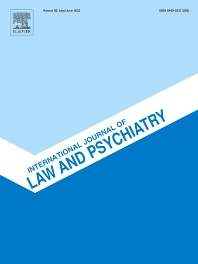 International Journal of Law and Psychiatry - ISSN 0160-2527