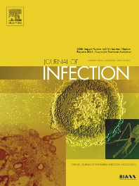 Cover image for Journal of Infection