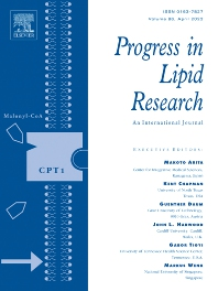 Progress in Lipid Research - ISSN 0163-7827