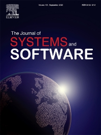 Journal of Systems and Software - ISSN 0164-1212