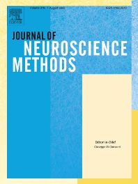 Journal of Neuroscience Methods - ISSN 0165-0270