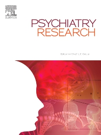 Cover image for Psychiatry Research