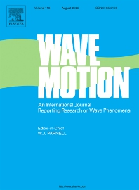 Wave Motion - ISSN 0165-2125