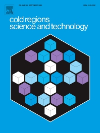 Cover image for Cold Regions Science and Technology
