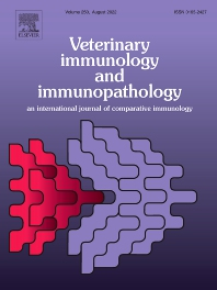 Veterinary Immunology and Immunopathology - ISSN 0165-2427