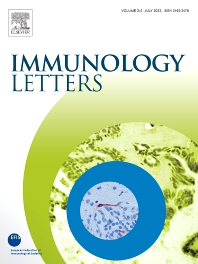 Cover image for Immunology Letters