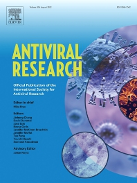 cover of Antiviral Research