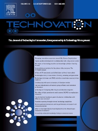 Cover image for Technovation